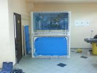 """Металлопластиковые окна, двери. г. Ялта, обмен валют в магазине """"Фуршет"""""""