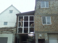 Металлопластиковые окна, двери. г. Симферополь, ул. Глухова, 17, частный дом