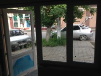 Входной блок (вид изнутри) ул.Бородина