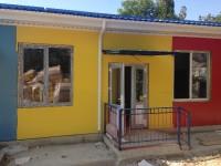 Окна и двери,детский сад,пгт.Айвазовское