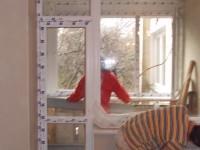 Металлопластиковые окна, двери. г. Симферополь, ул. Павленко, квартира