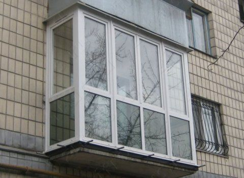 Деревенские пластиковые окна